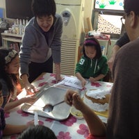 Photo taken at 그루터기 지역아동센터 by Yoon H. K. on 2/17/2012