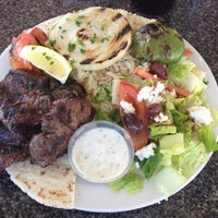Photo taken at Prince Lebanese Grill by Kenji F. on 4/24/2012