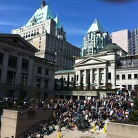 Photo taken at Vancouver Art Gallery by Kevin B. on 4/20/2012