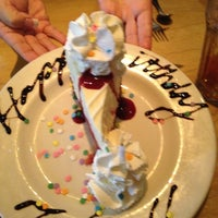 Photo taken at The Cheesecake Factory by Marilyn T. on 8/30/2012