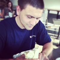 Photo taken at Chipotle Mexican Grill by Samantha O. on 7/22/2012
