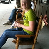 Photo taken at Cracker Barrel Old Country Store by Regina H. on 4/15/2012