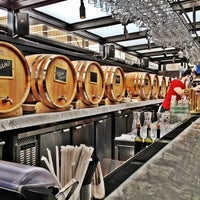 Photo taken at Birreria at Eataly by John S. on 8/10/2012