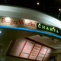 Photo taken at Champa St. Burger Works by John H. on 5/12/2012