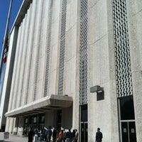 Photo taken at Los Angeles Superior Metropolitan Courthouse by Erik S. on 4/4/2012