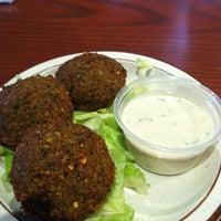 Photo taken at Nazareth Restaurant & Deli by Amy M. on 8/27/2012