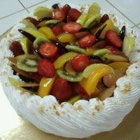 Photo taken at Espacio Gastronomico by Freddy M. on 3/5/2012