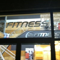 Photo taken at 24 Hour Fitness by Dustyn F. on 7/20/2012