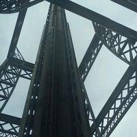 Photo taken at La Tour Eiffel by Andressa C. on 2/11/2012