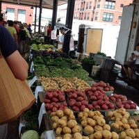 Photo taken at St. Paul Farmers' Market by Christy D. on 7/29/2012