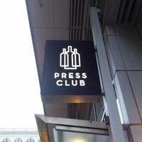 Photo taken at Press Club by Simon F. on 5/17/2012
