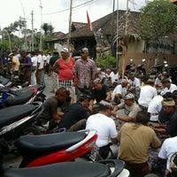 Photo taken at Banjar Penopengan - Sanur by Ketut S. on 2/28/2012
