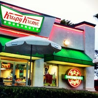Photo taken at Krispy Kreme Doughnuts by Fred R. on 6/2/2012