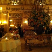 Photo taken at Le Louis XV - Alain Ducasse by Dave S. on 4/1/2012