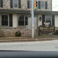 Photo taken at Broad Axe Tavern by c.m.w.3 W. on 3/16/2012
