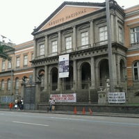 Photo taken at Arquivo Nacional by Renato N. on 6/20/2012