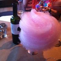Photo taken at Society Dining Lounge by Jaime B. on 5/7/2012