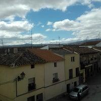 Photo taken at El Villar de Arnedo by Mari Cruz H. on 4/8/2012