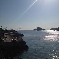 Photo taken at Puerto de Celoriu by Davi on 8/11/2012