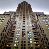 Photo taken at Chrysler Building by Jeffrey P. on 6/23/2012