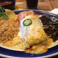 Photo taken at On The Border Mexican Grill & Cantina by Sam C. on 5/14/2012