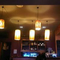 Photo taken at Baobab Café by Carmela S. on 6/30/2012