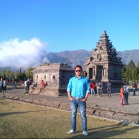 Photo taken at Dieng Plateau by John H. on 8/23/2012