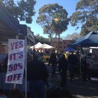 Photo taken at Orange Grove Markets by Rameil on 8/25/2012