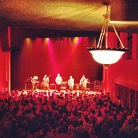 Photo taken at The Jefferson Theater by Todd W. on 4/23/2012