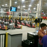 Photo taken at Pole Position Raceway by Charles D. on 6/16/2012