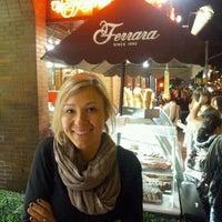 Photo taken at La Ferrara(since 1892) by Nicholas M. on 3/24/2012