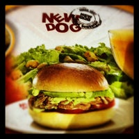 Photo taken at New Dog Hamburger by Everton S. on 4/22/2012
