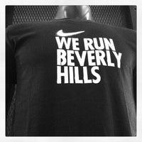 Photo taken at Niketown Los Angeles by Jon G. on 5/14/2012