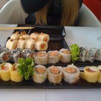 Photo taken at SushiClub by Maria Belen M. on 8/25/2012