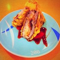 Photo taken at Marinepolis Sushi Land by Anna P. on 8/11/2012