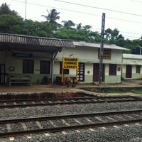 Photo taken at Lakkidi Railway Station by dotcompals on 6/8/2012