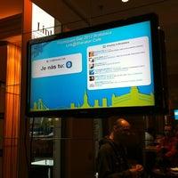 Photo taken at Link@Sheraton Café by Sebastian W. on 4/16/2012