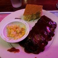 Photo taken at New York's Original BBQ Restaurant by Jannx B. on 8/21/2012