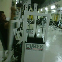 Photo taken at Excell Gym by Redza N. on 3/29/2012