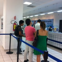 Photo taken at CAC Telcel by Chayito Z. on 3/23/2012