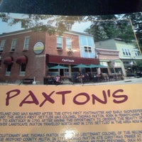 Photo taken at Paxton's Grill by Vickie S. on 7/24/2012