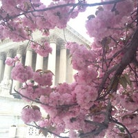 Photo taken at Supreme Court of the United States by Ashley 🎀 on 3/30/2012