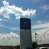 Photo taken at West Broad Honda by Vishal V. on 6/10/2012