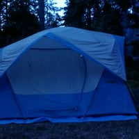 Photo taken at Heart O' The Hills Campground by Beverly Z. on 6/10/2012