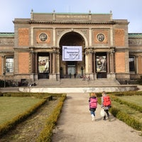 Photo taken at Statens Museum for Kunst - SMK by Magnus G. on 2/29/2012