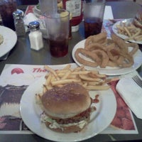 Photo taken at Bob's Big Boy by Jeff P. on 3/27/2012