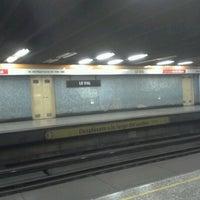 Photo taken at Metro Lo Vial by Bárbara M. on 4/13/2012