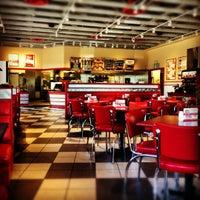 Photo taken at Freddy's Frozen Custard & Steakburgers by Tom S. on 5/3/2012
