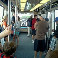 Photo taken at Tram To Gates 60-99 by Taylor H. on 6/30/2012