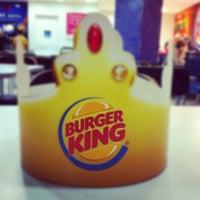 Photo taken at Burger King by Guilherme G. on 7/27/2012
